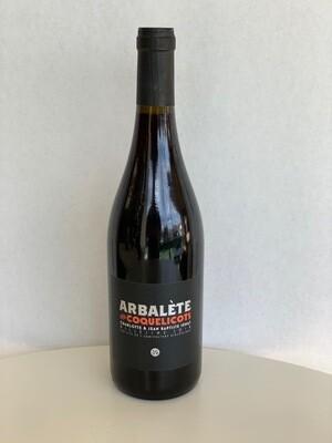 Senat Arbalete and Coquelicots Rouge 2018
