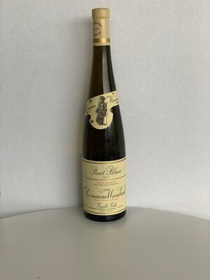 Weinbach Pinot Blanc 2017