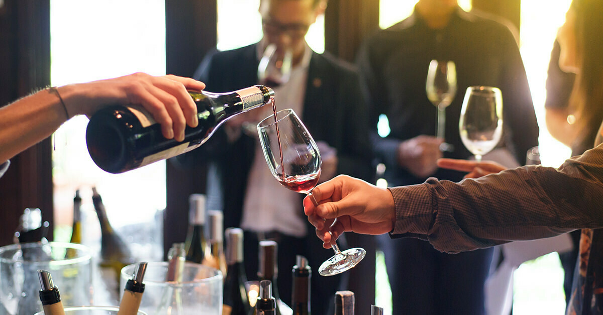 Wine House Grand Tasting of 30 plus wines  **Saturday, Sept. 19th 12-4pm