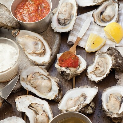 Wine House Oyster Roast  November 7 3-6pm **Parties of 8 for Saturday, Nov. 7th