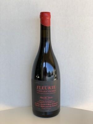 2018 Yann Bertrand Fleurie Vieilles Vignes
