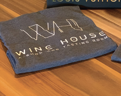 WH T-SHIRT: COME WINE WITH US!