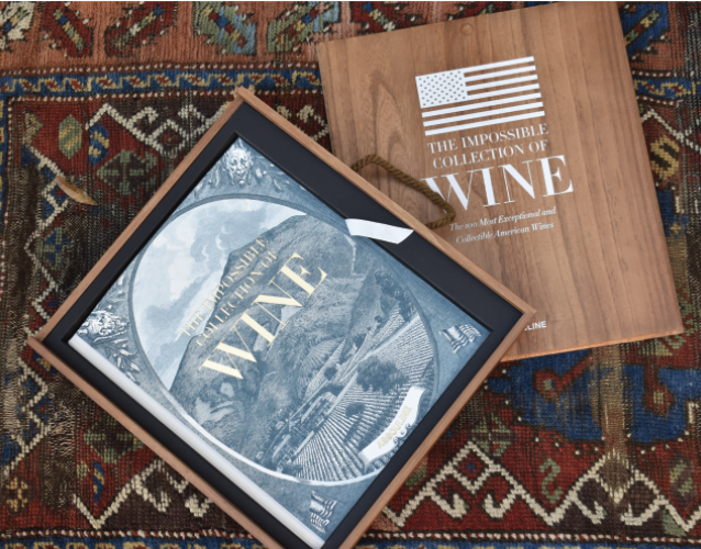 THE IMPOSSIBLE COLLECTION OF AMERICAN WINE