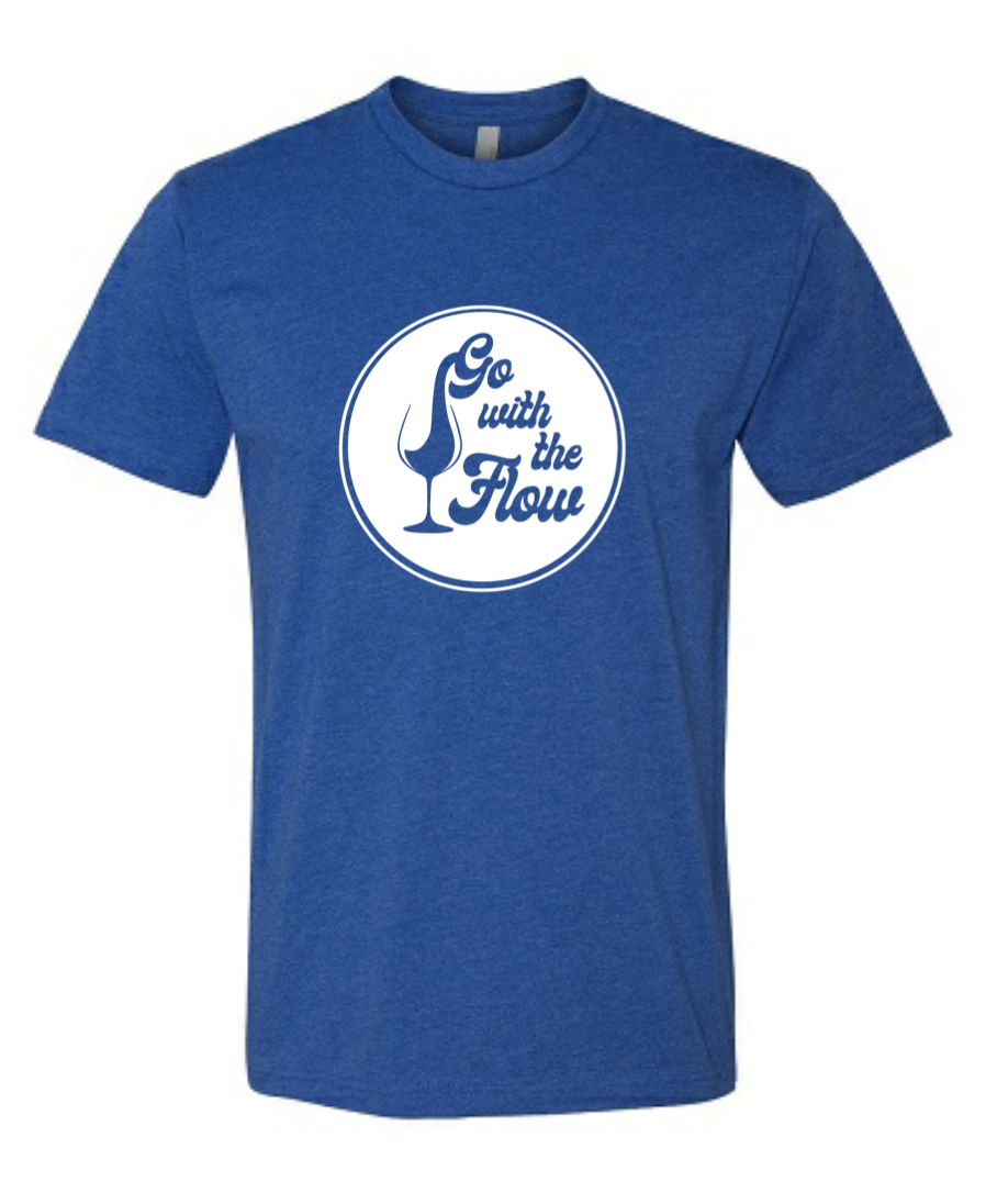 Go with the Flow T-Shirt - Large