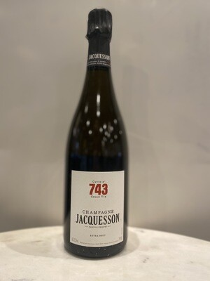 Jacquesson Cuvee 743 Champagne