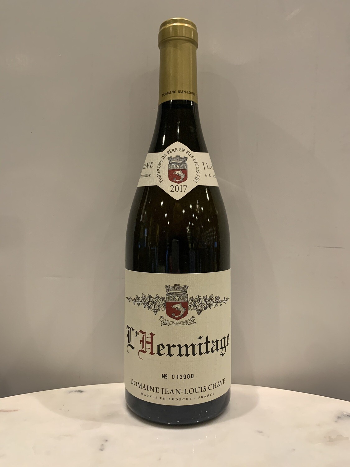 Domaine Jean Louis Chave Hermitage Blanc 2017