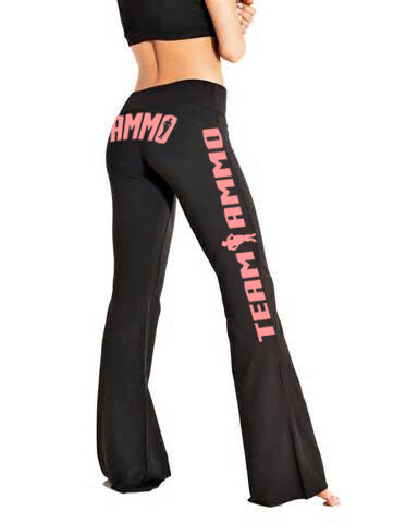 Female AMMO Yoga Pants