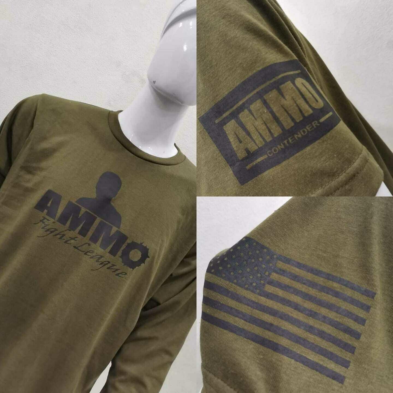 Adult Long Sleeve AMMO Shirts