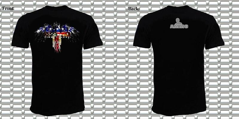 AMMO Eagle Tee Shirts