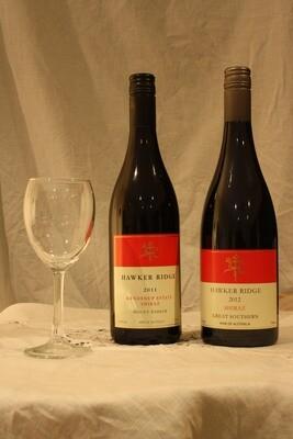 Red Wine Shiraz 2012 Vintage