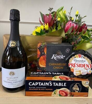 A Basket for All Occasions with Bubbles