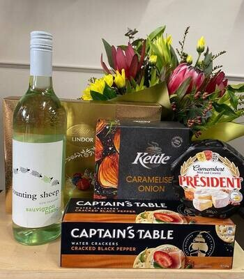 A Basket for All Occasions with Sav Blanc