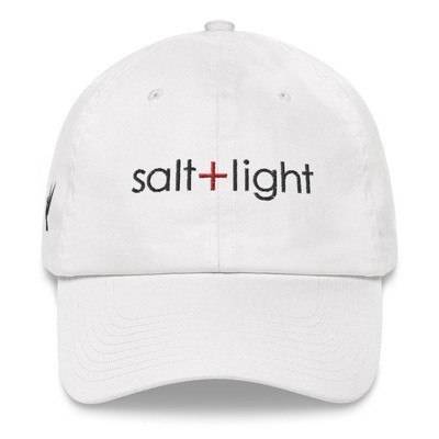 """Salt + Light"" Baseball Fashion Hat"