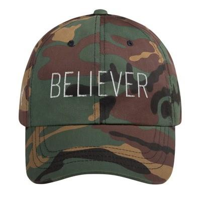 """""""Believer"""" Unisex Fashion Hat"""
