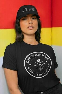 Weight of Glory Apparel Logo - Unisex T-Shirt