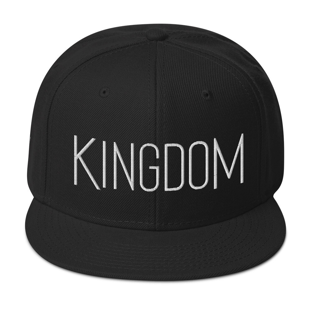 """Kingdom"" Snapback Hat"