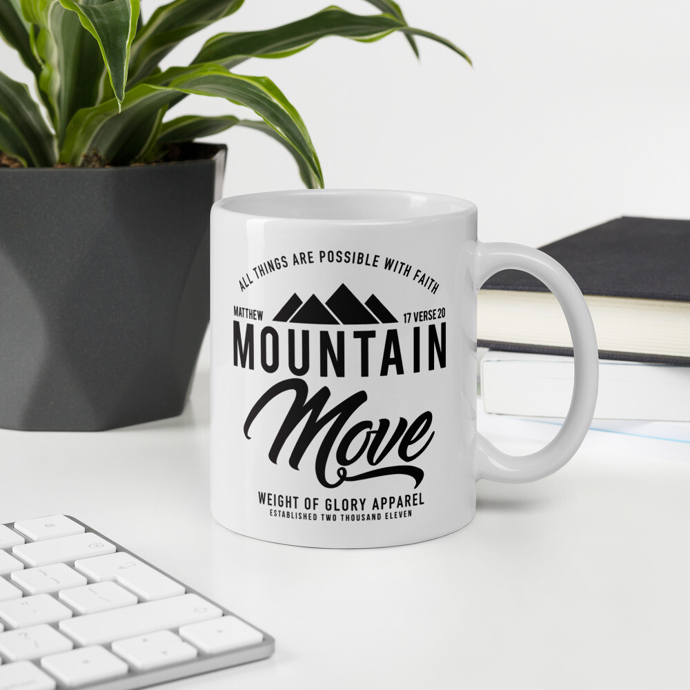 """Mountain Move"" Mug"