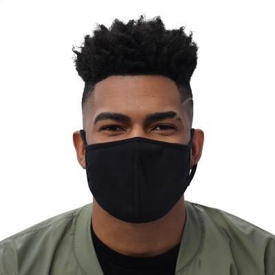 Face Mask (3-Pack) Black