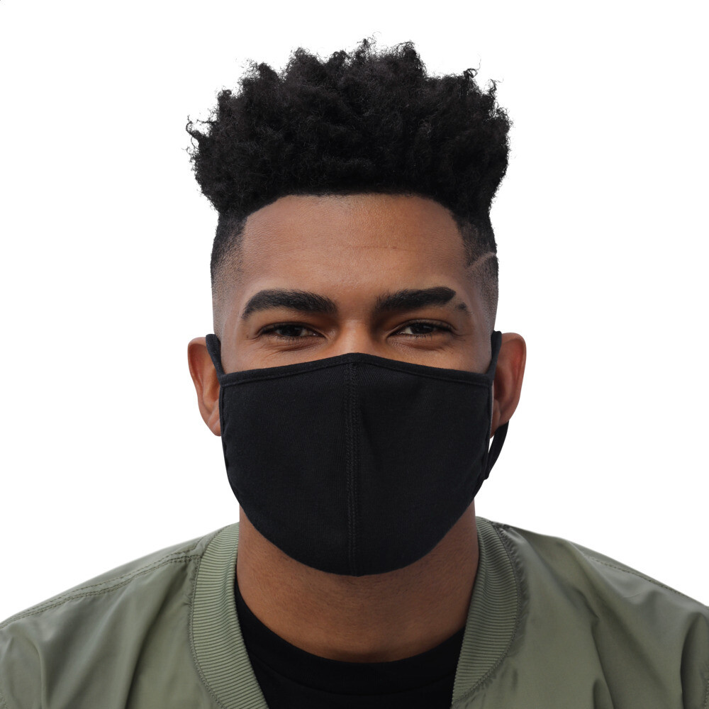 Face Mask (3-Pack) Black
