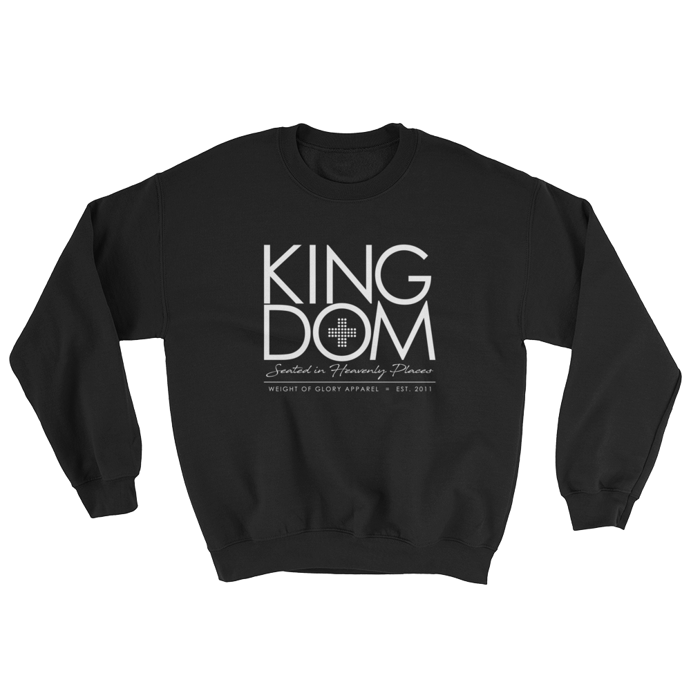 """Kingdom"" Sweatshirt"