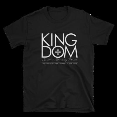 """""""Kingdom"""" Unisex T-Shirt - Black"""