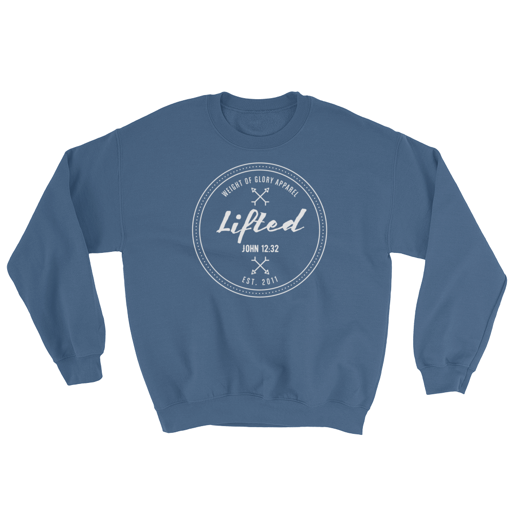 """Lifted"" Cozy Sweatshirt - S to 2XL"