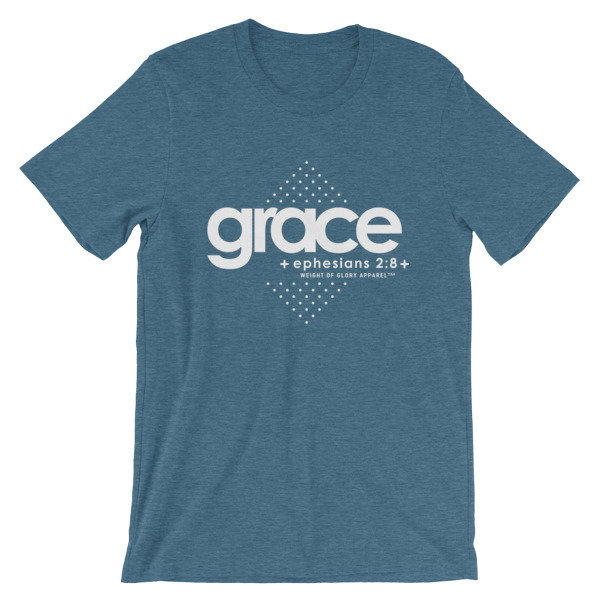 """Grace"" Short-Sleeve Unisex T-Shirt"