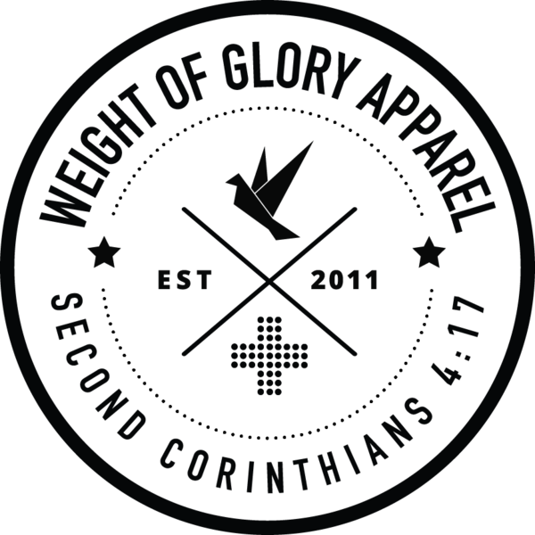 Weight Of Glory Apparel ™