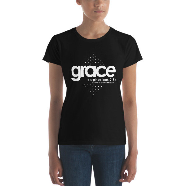 """Grace"" Ladies short sleeve t-shirt"