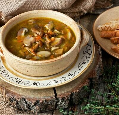 Суп грибной «Лесной»