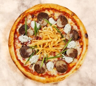 Пицца KZ