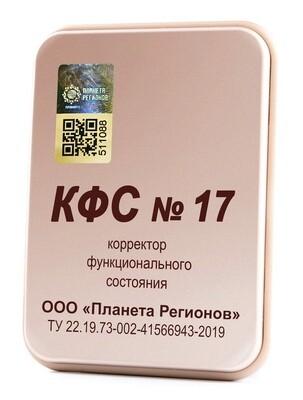 КФС № 17