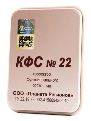 КФС № 22