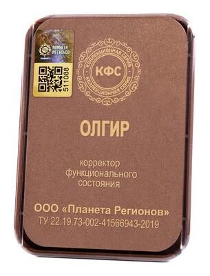 КФС «Олгир» с 5-м Элементом / CFS