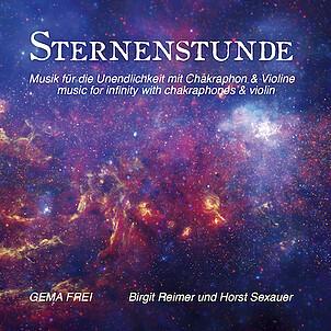 CD Sternenstunde von Birgit Reimer und Joga Dass, Horst Sexauer, gemafrei