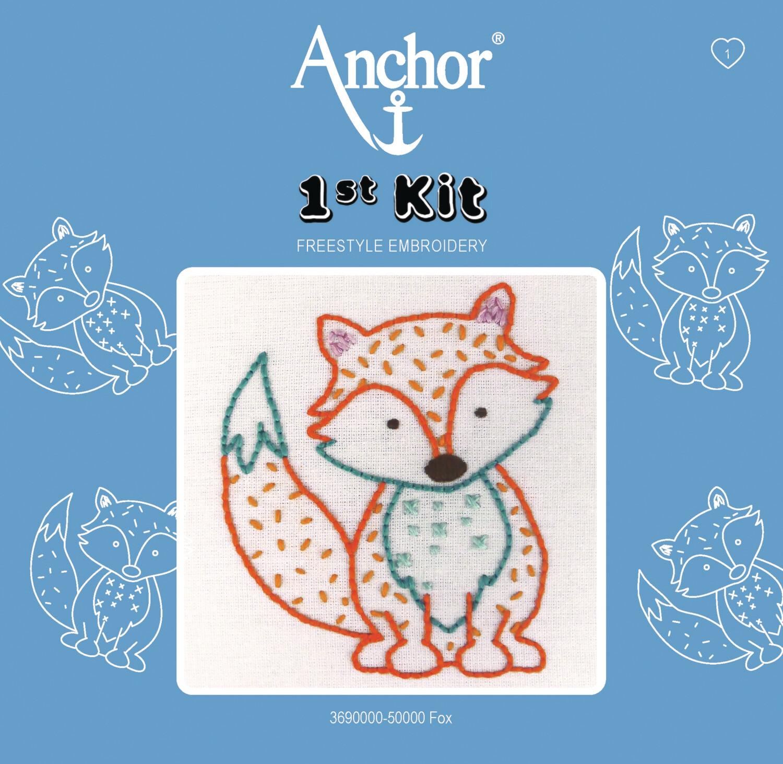 Anchor 1st Kit - Freestyle Fox