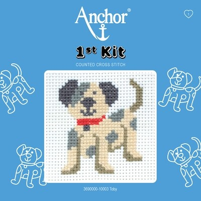 Anchor 1st Kit - Toby