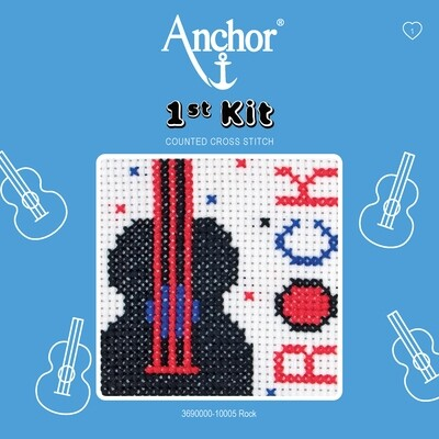 Anchor 1st Kit - Rock