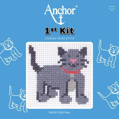 Anchor 1st Kit - Poppy