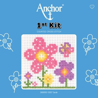 Anchor 1st Kit - Sarah