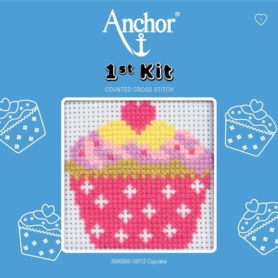 Anchor 1st Kit - Cupcake