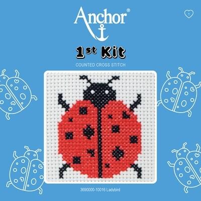 Anchor 1st Kit-  Ladybird