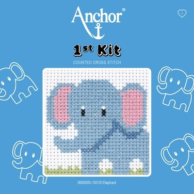 Anchor 1st Kit - Elephant