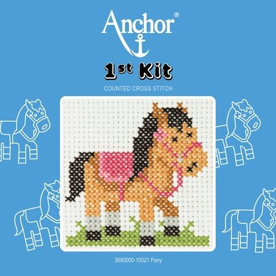 Anchor 1st Kit - Pony