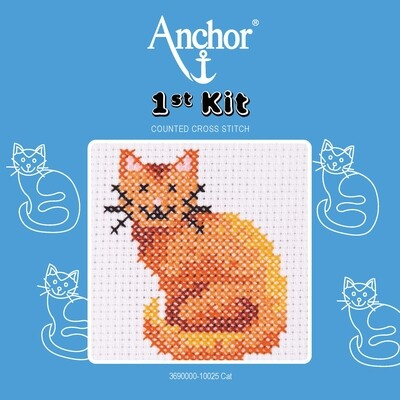 Anchor 1st Kit - Cat