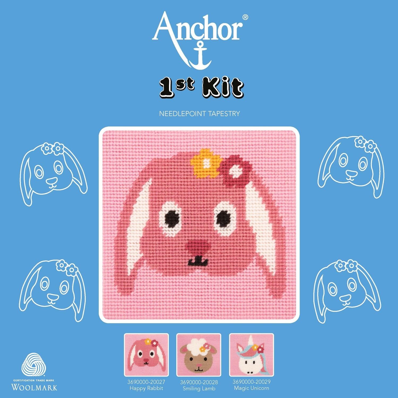 Anchor 1st Kit - Happy Rabbit