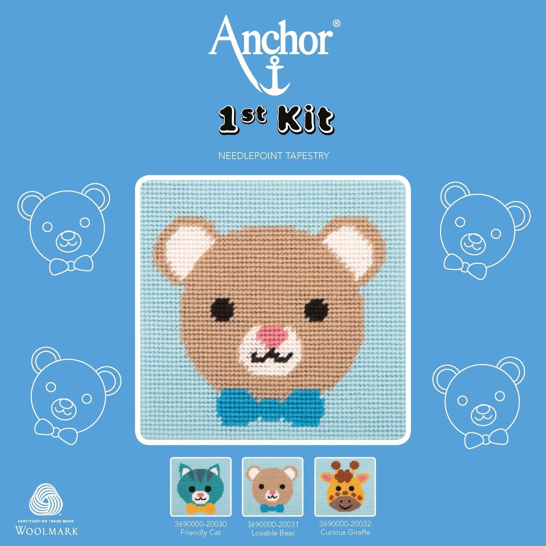 Anchor 1st Kit - Ted (bear)