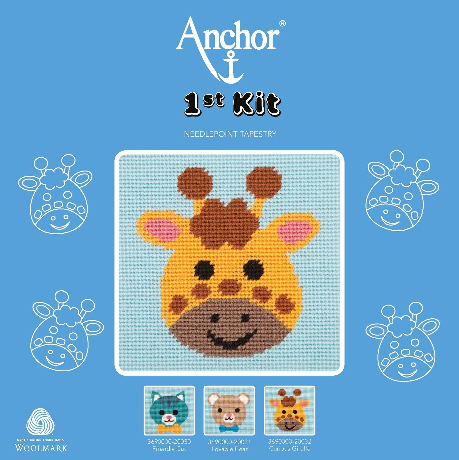 Anchor 1st Kit - Melman (Giraffe)