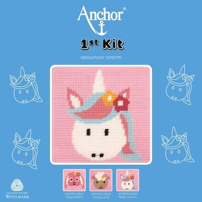 Anchor 1st Kit - Magic Unicorn