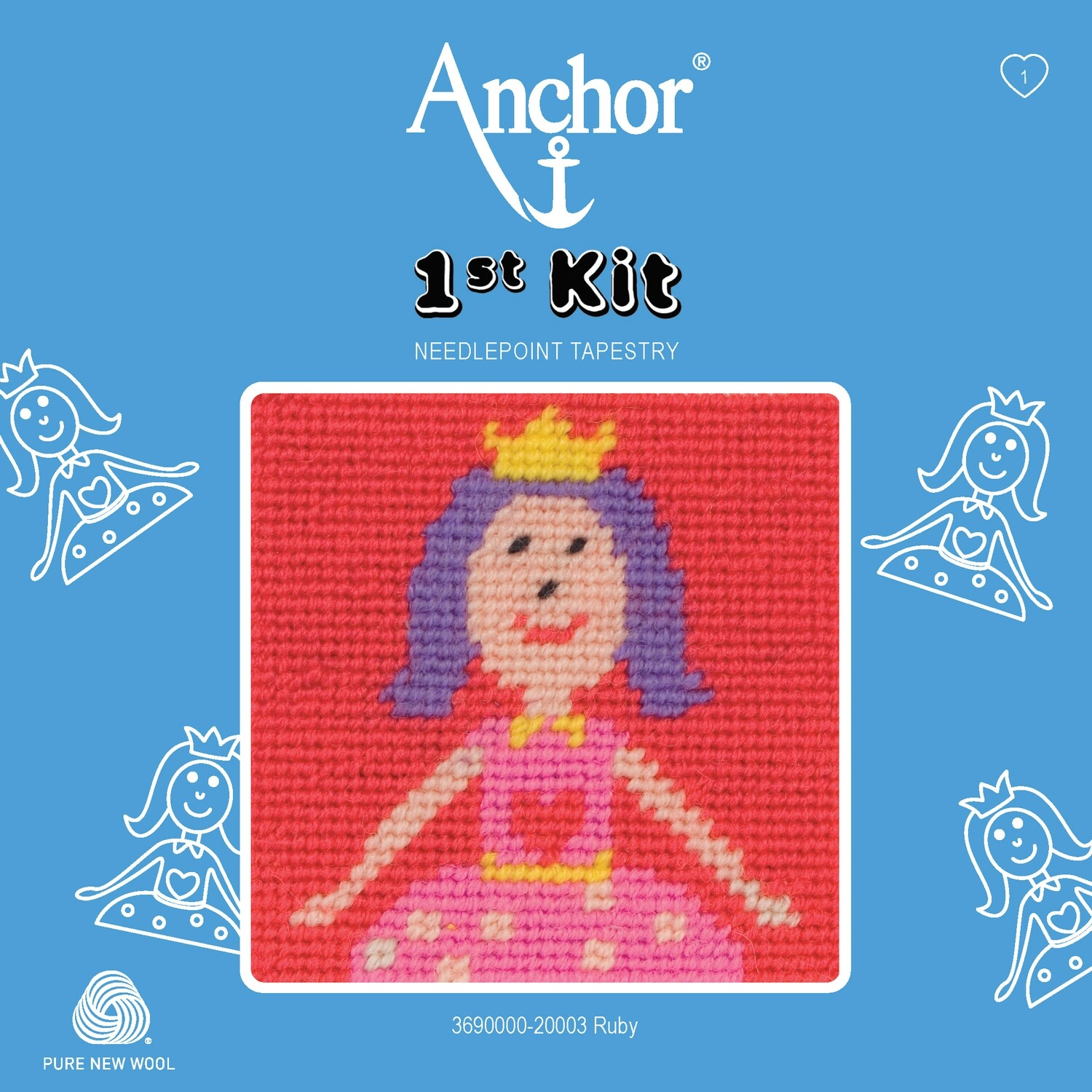 Anchor 1st Kit - Ruby
